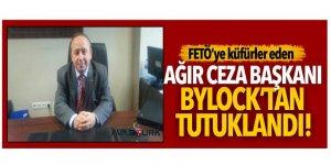 Ağır Ceza Başkanı ByLock'tan tutuklandı!