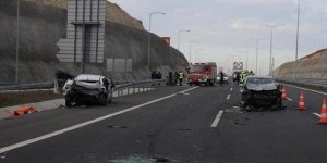 Osmangazi Köprüsü'nde Zincirleme Kaza: 1 Ölü, 4 Yaralı!