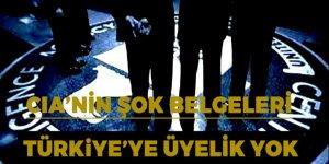 CIA belgelerindeki 'Türkiye' ayrıntısı