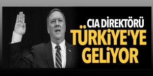 CIA direktörü Türkiye'ye geliyor
