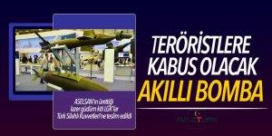 ASELSAN'dan teröristlere kabus olacak akıllı bomba