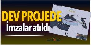 TANAP Projesi için imzalar atıldı