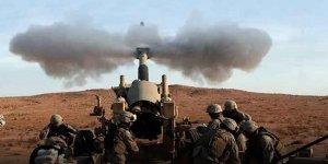 253 hedef vuruldu, 44 DEAŞ'lı terörist öldürüldü