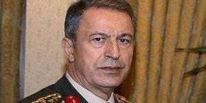 Rusya Genelkurmay Başkanı Akar'ı aradı!