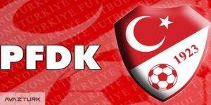 PFDK derbinin cezasını kesti!