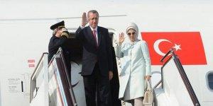 Cumhurbaşkanı Erdoğan Katar'a geldi!