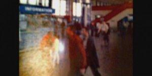 Bombacı teröristin son görüntüleri!