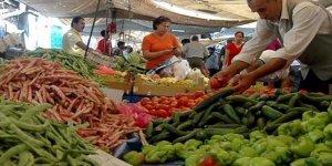 Sebze meyve fiyatları uçtu!