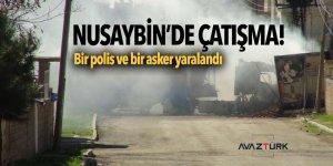 Nusaybin'de çatışma!
