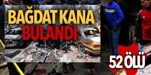 Bombalı saldırı ile bir kez daha sarsıldılar: 50'den fazla ölü