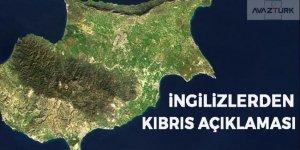 İngilizlerden 'Kıbrıs' itirafı!