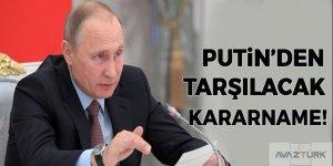 Putin'den çok tartışılacak Donbas kararnamesi!