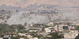 Cenaze töreni alanına saldırı: 17 ölü, 54 yaralı