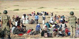 Türkiye'ye yasa dışı yollarla girmeye çalışan 1299 kişi yakalandı