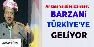 Mesud Barzani Türkiye'ye geliyor!