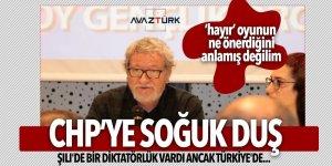 Şilili reklamcıdan CHP'ye soğuk duş! Şili'de diktatör vardı, Türkiyede...