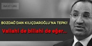 Bozdağ'dan Kılıçdaroğlu'na Erbakan tepkisi!