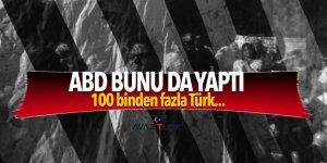Tedirginlik başladı! 100 binden fazla Türk...