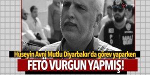 Hüseyin Avni Mutlu Diyarbakır'da görev yaparken FETÖ 'Köye Dönüş Projesi' adı altında vurgun yapmış!