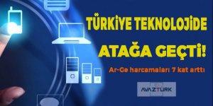 Türkiye teknolojide atağa geçti!