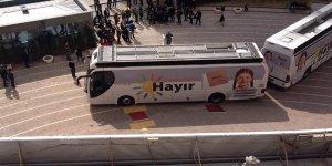 CHP'nin otobüsleri yeniden 'giydirildi'