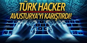 Türk hacker Avusturya'yı karıştırdı!