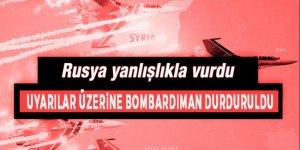 ABD: Rus uçakları YPG'yi vurdu
