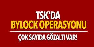 Son dakika: TSK'da Bylock operasyonu! 40'ı yakalandı