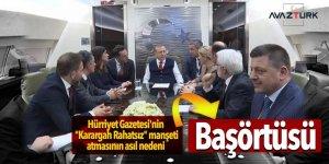 Cumhurbaşkanı Erdoğan: Asıl dertleri başörtüsü...