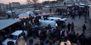 Bitlis ve Şanlıurfa'da katliam gibi kazalar!