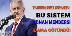 Yıldırım: Turgut Özal'a neler oldu hepimiz biliyoruz.