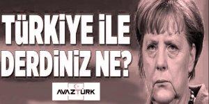 Almanya Türkiye'ye bu yüzden düşman!