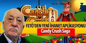 FETÖ'den yeni ihanet aplikasyonu! Candy Crush Saga...
