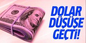 Kritik veri açıklandı ve dolar düşüşe geçti!