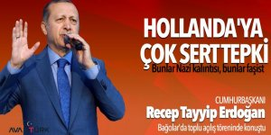 Cumhurbaşkanı Erdoğan: Bunlar Nazi kalıntısı, bunlar faşist
