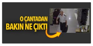 FETÖ'cü Mehmet Dişli çantasında silahıyla komuta katında