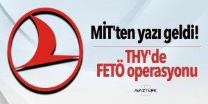 THY'de FETÖ operasyonu