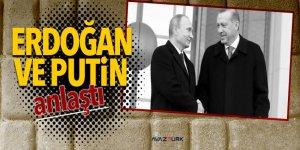 Erdoğan ve Putin S-400 Konusunda Anlaştı