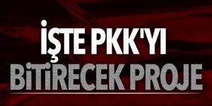İşte PKK'yı bitirecek proje!