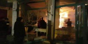 Diyarbakır'da markete EYP'li saldırı!