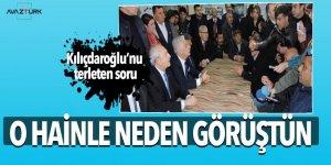 Vatandaştan Kılıçdaroğlu'na 'Cem Özdemir' tepkisi