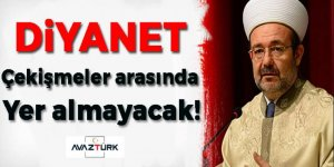 Diyanet İşleri Başkanı Mehmet Görmez sert konuştu!