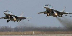 F-16'lar Kandil'de sığınak delici füzelerle nokta atışı yaptı!