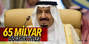 Suudi Arabistan ile Çin arasında yeni anlaşma