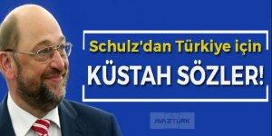 Yüzde yüz oy alan Schulz'dan küstah ifadeler!