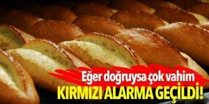 Ekmekte GDO iddiası kırmızı alarma geçirdi