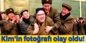 Kim'in fotoğrafı olay oldu!