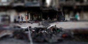 Bağdat'ta bomba yüklü araçla saldırı!