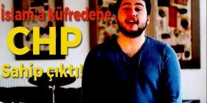 İslam'a küfreden Ali Gül tutuklandı, CHP sahip çıktı!