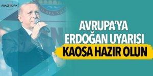 İngiliz Times gazetesinden Erdoğan uyarısı: Kaosa hazır olun
